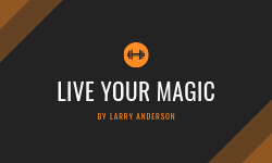 You have magic in you